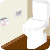 ライファ今治:トイレ詰り解消工事 O様邸