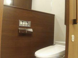 ライファ今治:結婚式場のトイレを冠婚葬祭の豪華仕様に