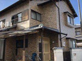 ライファ今治:今治市で木造モルタル住宅の外壁リフォーム工事をしました。現場調査から工事の流れをご紹介します。