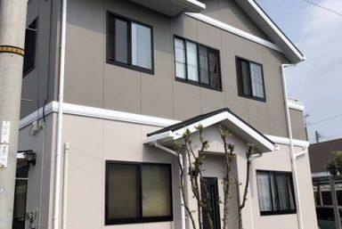 ライファ今治:西条市でコーキング打ち替え、屋根、外壁塗装工事をしました。