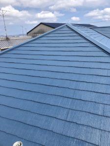 今治市 外壁塗装 屋根