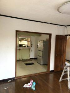 今治市 リフォーム 水廻り キッチン LIXIL リクシル