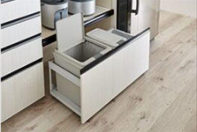 ライファ今治:キッチンから出るゴミの保管場所は足りてますか?