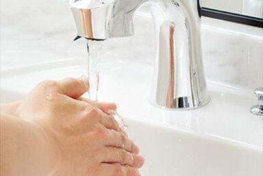 ライファ今治:オススメ機能!タッチレス水栓にしませんか?