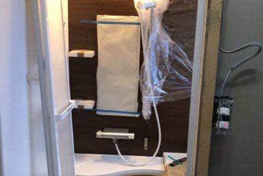 ライファ今治:浴室リフォーム工事LIXIL「アライズ1216」施工完了。