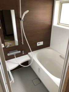 今治 浴室リフォーム LIXIL アライズ