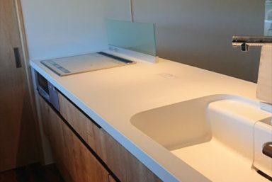 ライファ今治:LIXILのシステムキッチン「ALESTA」にリフォームしました