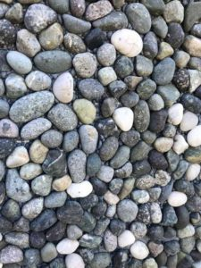 今治市外構工事 庭造り リフォーム タイル 石