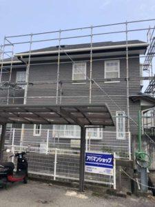 今治市 外壁塗装 屋根塗装 塗り替え 塗り替え時期 アステックペイント 超低汚染リファイン 遮熱性 ライファ今治