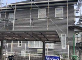ライファ今治:アステックペイント「超低汚染リファイン フッ素」を使った外壁屋根塗装工事完工しました。