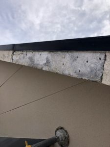 今治市 屋根外壁塗装 外装 外壁コーキング