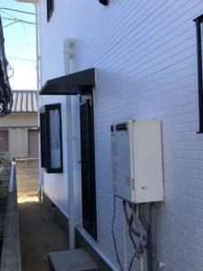 今治市 外壁塗装 屋根塗装 施工例 施工写真 超低汚染リファイン アステックペイント ペンキ屋