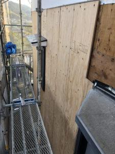 今治 外壁塗装 屋根塗装 雨漏り コーキング ドローン屋根点検 ライファ今治