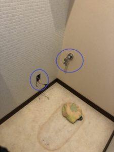 今治 トイレ交換 トイレ修理 LIXILトイレ サティス 手洗い付き リフォーム ライファ今治
