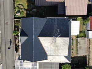 今治 外壁塗装 屋根塗装 ドローン屋根点検 アステックペイント 遮熱塗料 ライファ今治 リフォーム