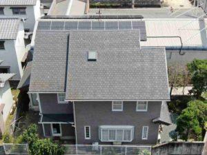 今治 ドローン屋根点検 雨漏り点検 リフォーム 外壁塗装 屋根塗装 外壁屋根塗装 ライファ今治