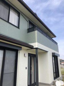 今治市 外壁塗装 屋根外壁塗装 アステックペイント 超低汚染リファイン 遮熱塗料 リフォーム 外装リフォーム ライファ今治