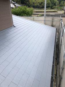 今治市外壁塗装 外壁塗装今治 屋根・外壁塗装 ライファ今治 遮熱性塗料 アステックペイント カラーシュミレーション ドローン屋根点検