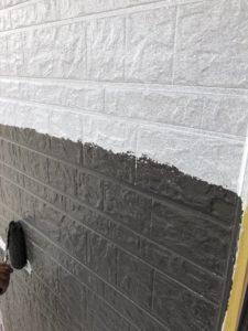 今治外壁塗装 外壁塗装今治 屋根塗装 超低汚染リファイン フッ素塗料 カラーシュミレーション  ライファ今治