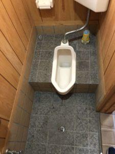 今治 リフォーム 和式トイレから洋式トイレ ライファ今治 LIXIL今治