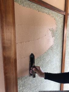 今治 リフォーム今治 和室リフォーム今治 内装リフォーム 珪藻土塗り ライファ今治