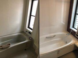 ライファ今治:浴室リフォーム工事 LIXILシステムバスルーム「アライズ」Kタイプ