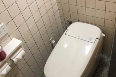 ライファ今治:トイレ取り替えリフォーム。ゆったり使えるLIXILの最高級トイレ「サティスG」